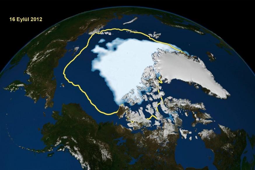 Küresel ısınma, Dünyanın Şapkası Eriyor