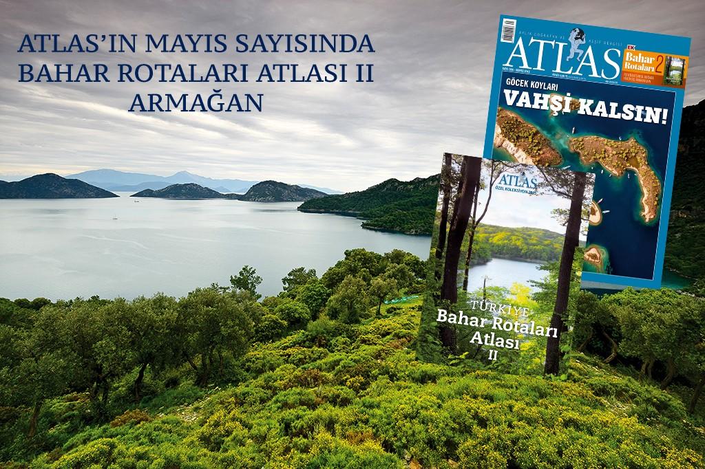 Atlas'ın Mayıs Sayısında