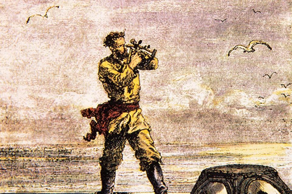 Coğrafyacı Jules Verne