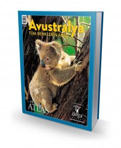 Avustralya Kapak 3B | Atlas |