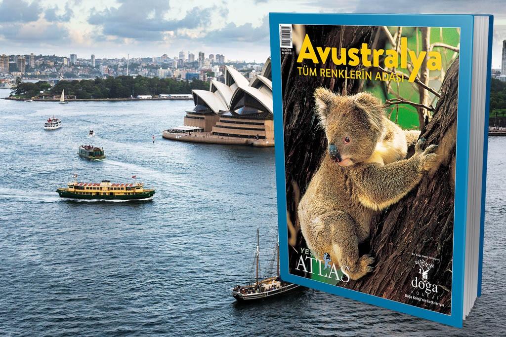 """""""Avustralya, Tüm Renklerin Adası"""""""