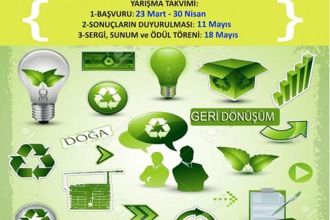 Ekolojik Kazanım Proje Yarışması
