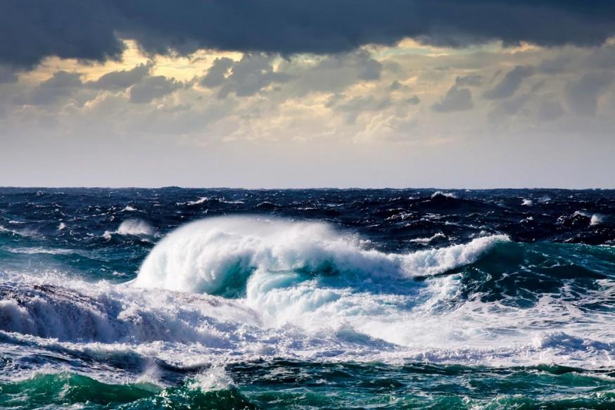Kasırga, Fırtınanın Gözü Akdeniz'de