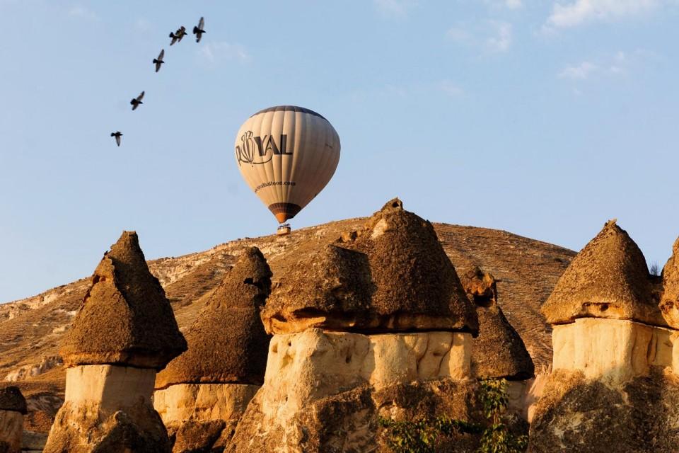 Kapadokya, Masal ve Macera