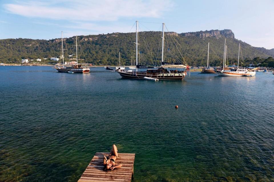 Kemer, Akdeniz Efsanesi