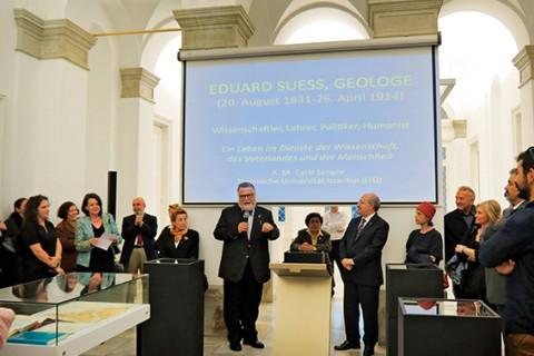 Eduard Suess Sergisi: Modern Jeolojinin Kurucusu