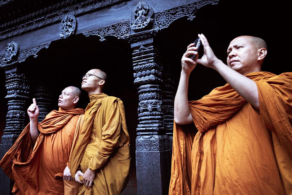 Mobil Fotoğraf Yeni Bir Sanat: Sınırların Ötesi
