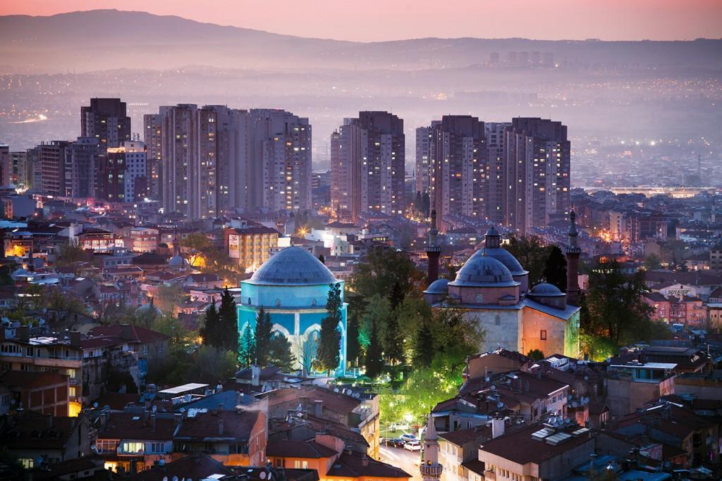 Bursa: Sultan Kent