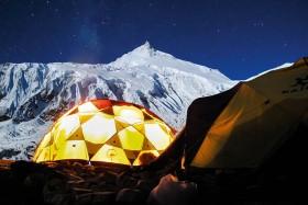 Manaslu / Nepal: Ruhlar Dağı