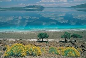 Salda Gölü Kurumadan