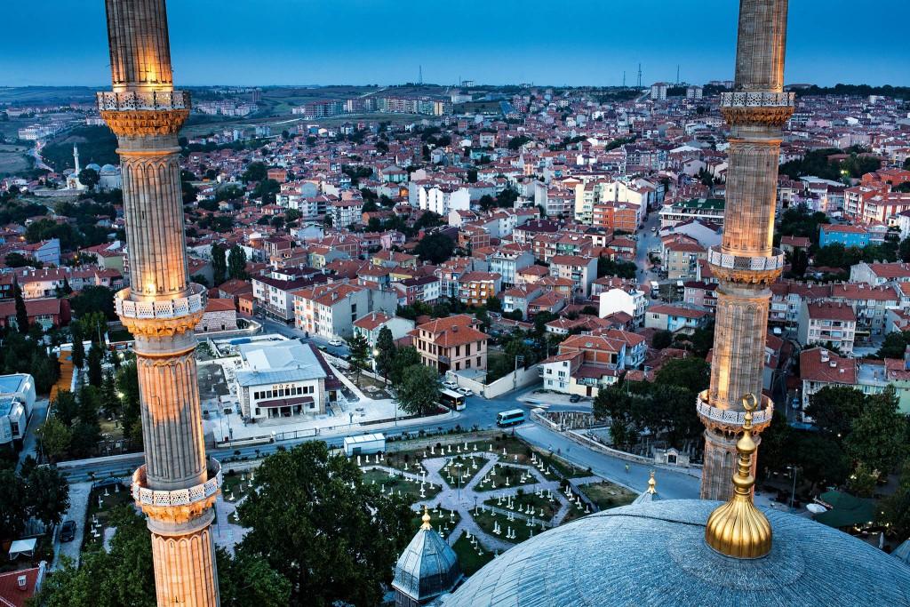 Edirne; Balkanlar'ın Kapısı