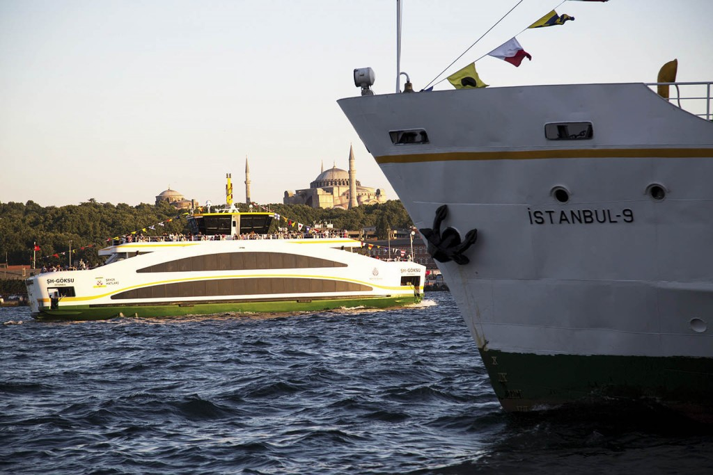 İstanbul'un Yeni Taşıtları; Tarihsiz Vapurlar