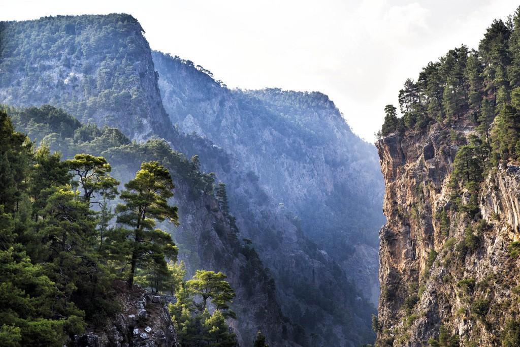 Sandras Dağı / Muğla-Denizli; Erenler Doruğu