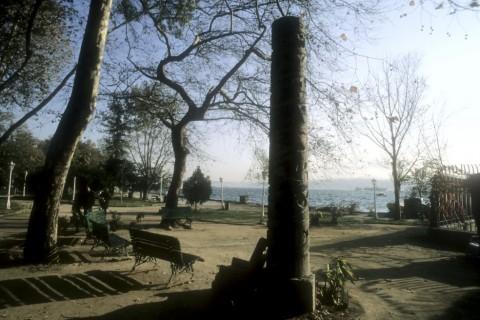 Fındıklı Parkı Şantiye Olmasın