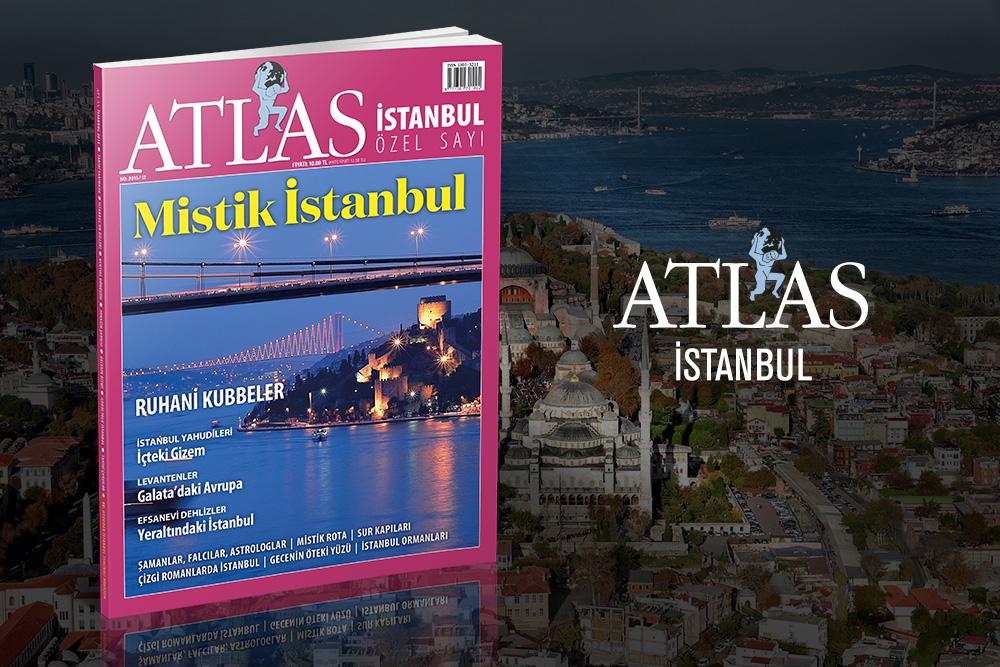 Atlas İstanbul; Şehir ve Gizem