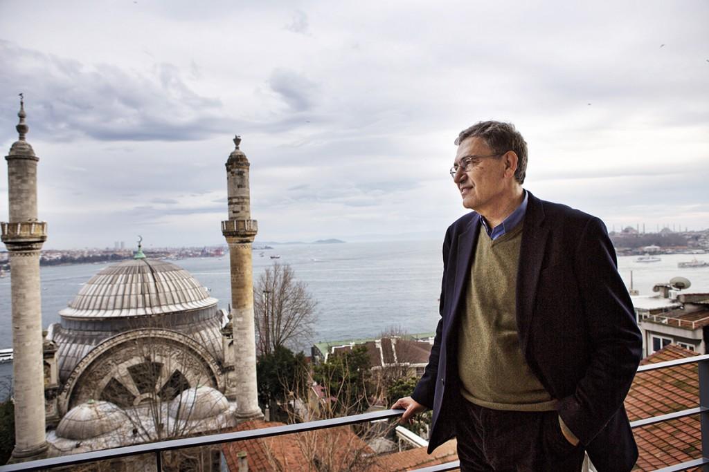 Orhan Pamuk'un İstanbul'u
