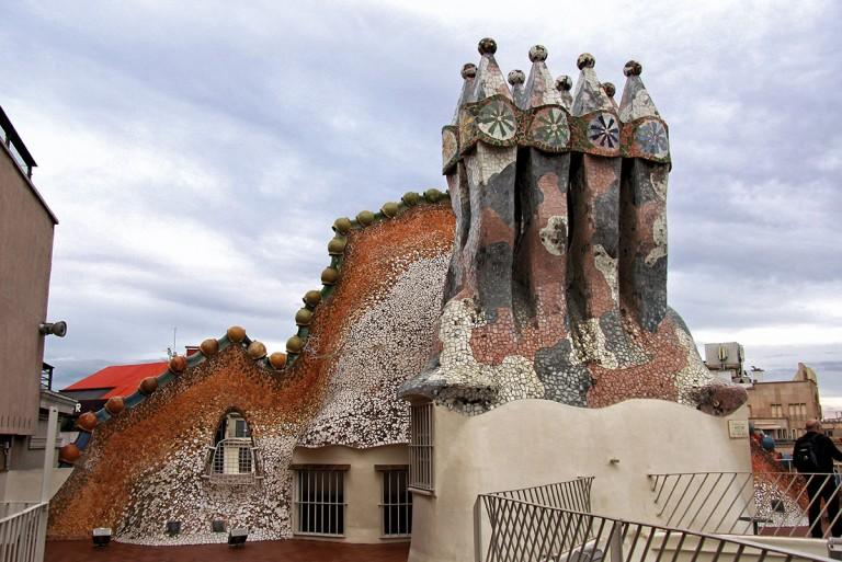 Barselona; Gaudi'nin Doğası