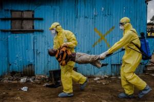 EBOLA OUTBREAK IN LIBERIA | Atlas |