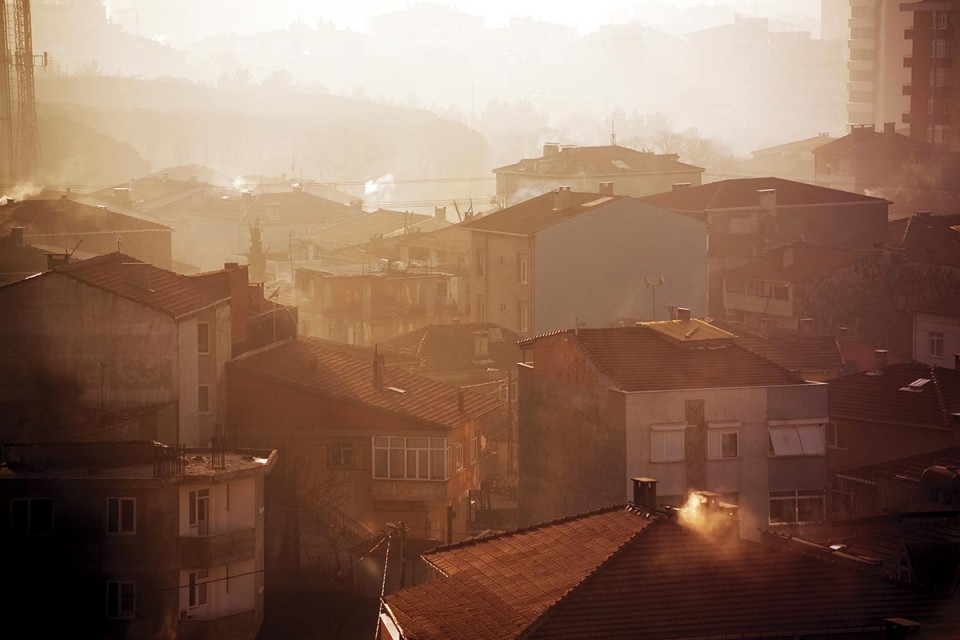 Hava Kirliliği; Toz ve Duman