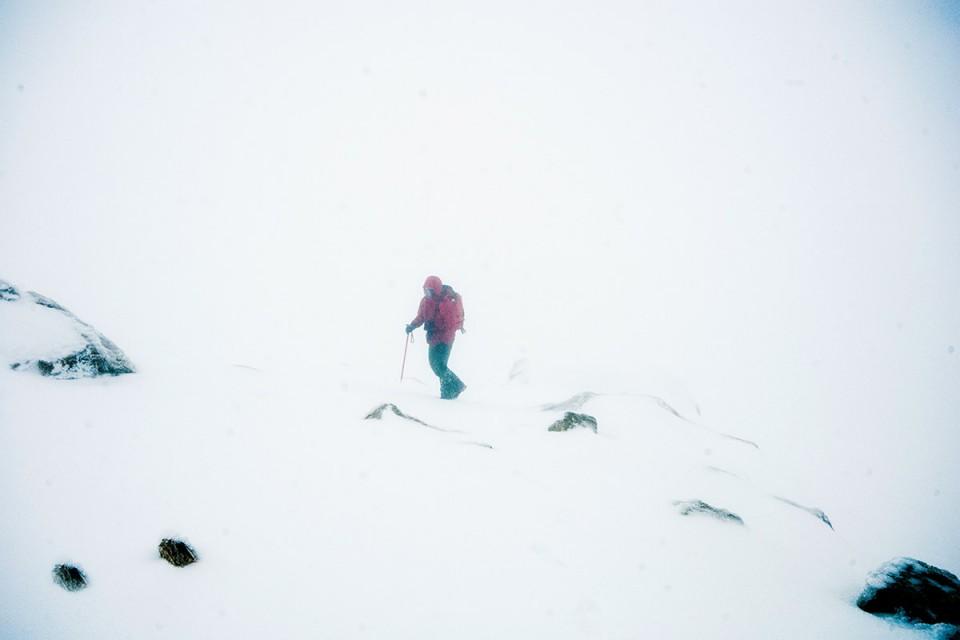 Davraz Dağı ve Uludağ; Fırtınanın Koynunda