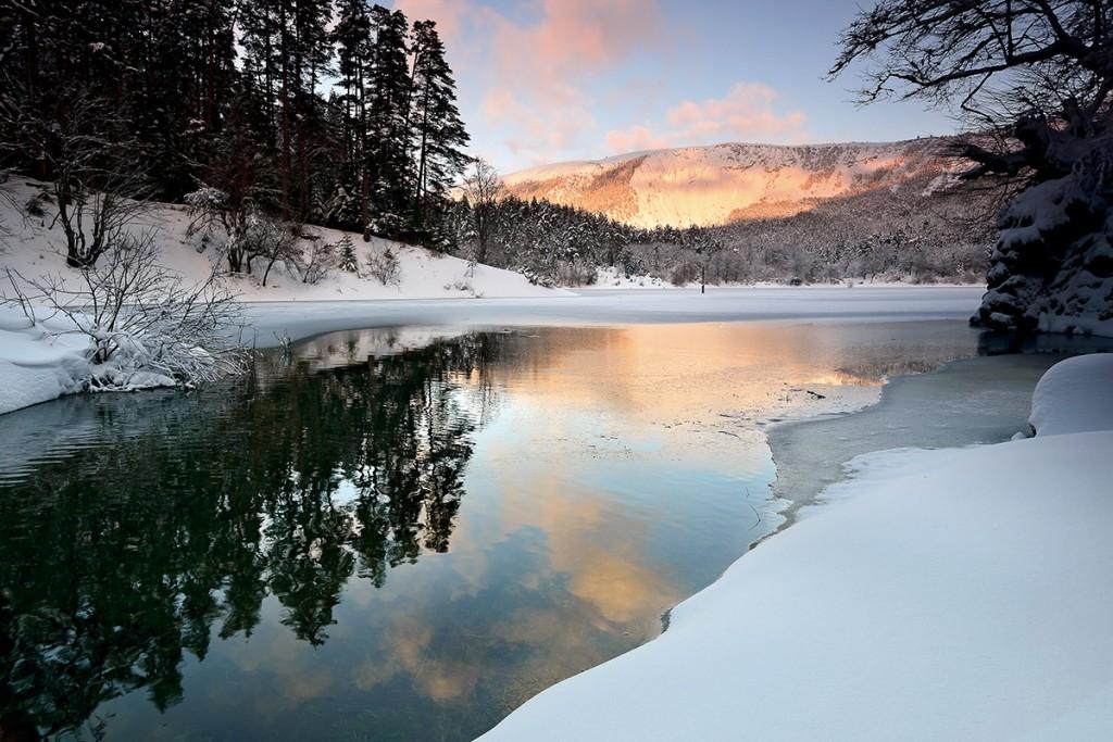 Bolu; Kış güzeli