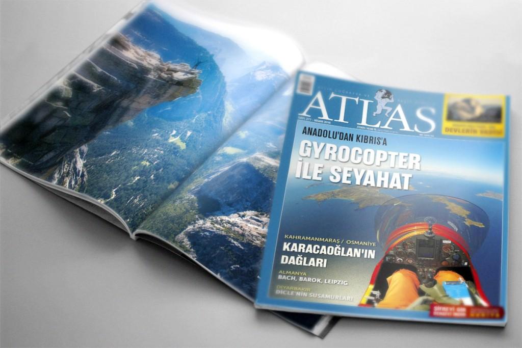 Atlas'ın Nisan Sayısı