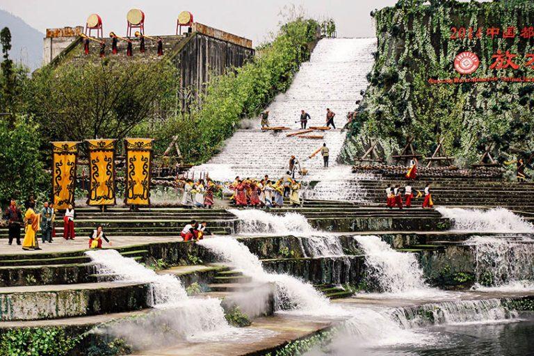 Çengdu; Çin'deki Cennet