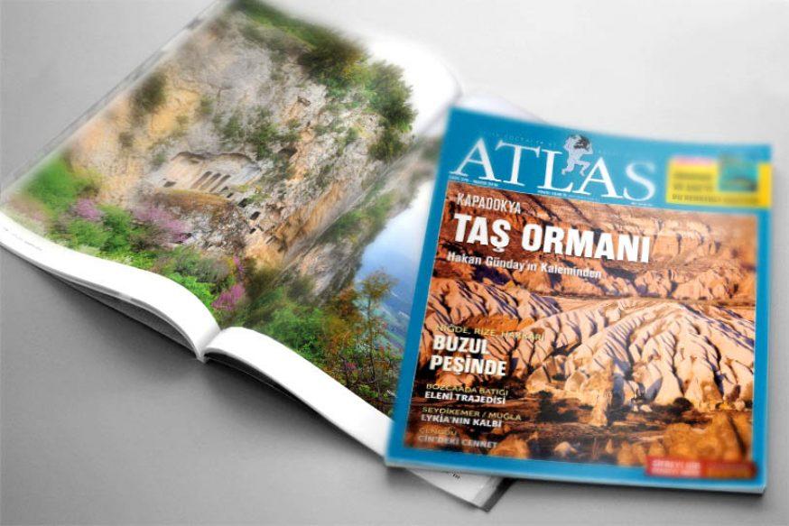 Atlas'ın Mayıs Sayısı