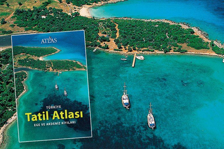 Akdeniz ve Ege'yi  Bu Rehberle Keşfedin