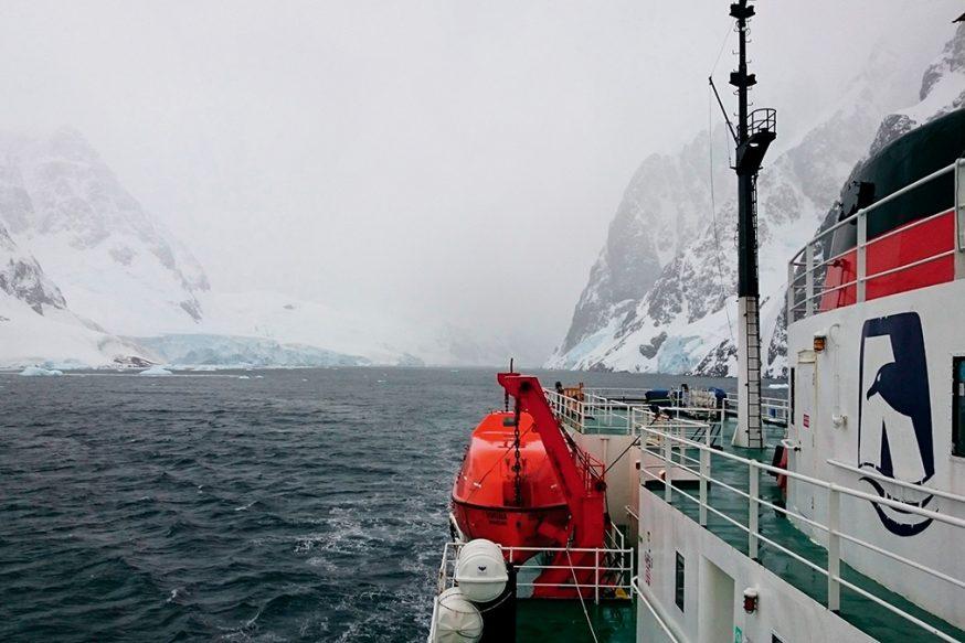 Antarktika: Türkiye'nin Bilim İnsanları Antarktika'da