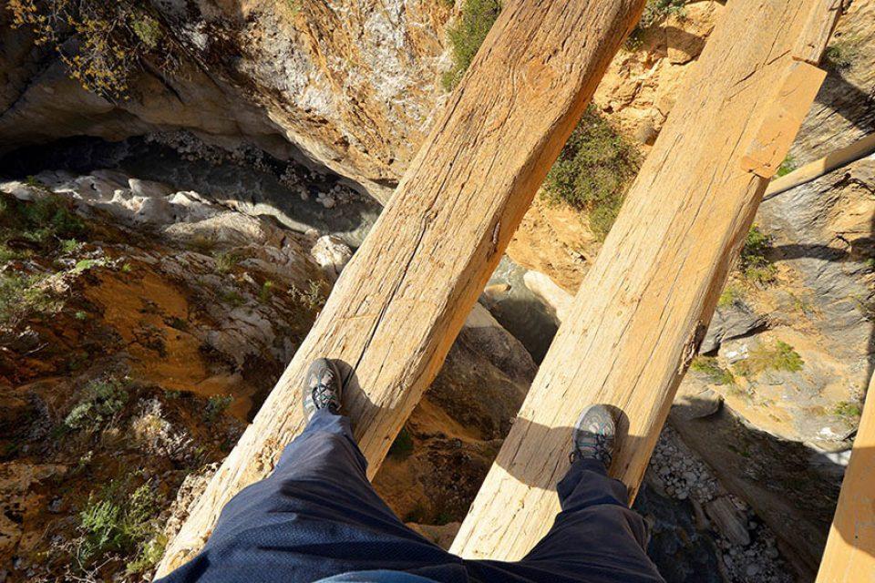 Saklıkent'in Unutulmuş Köprüsü