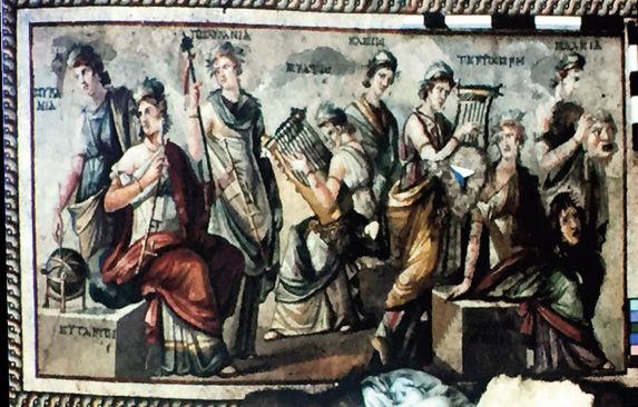 Hatay'da Yeni Mozaikler | Atlas | Arkeoloji