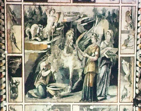 hatay mozaikler 1