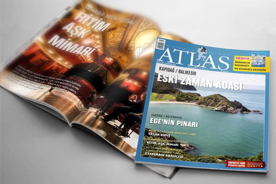 Atlas'ın Haziran Sayısı