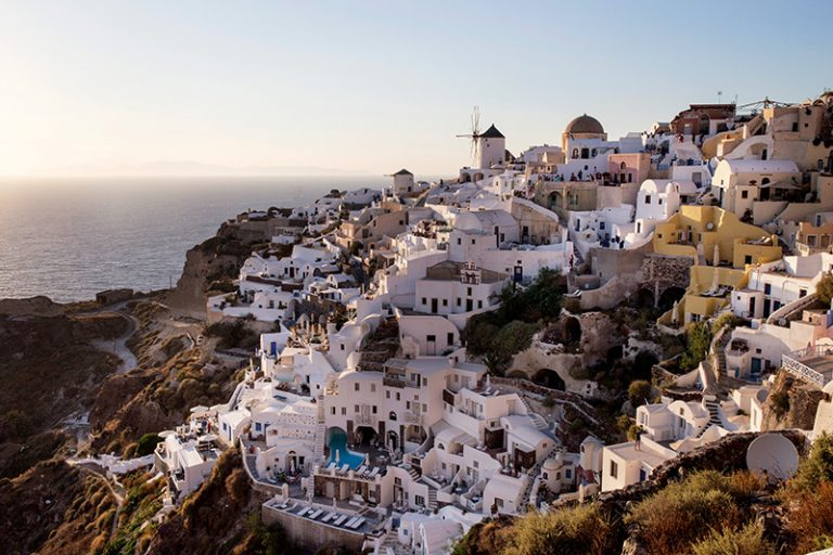 Santorini Adası – Yunanistan