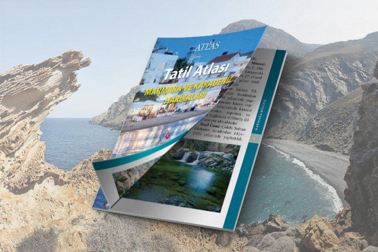 Marmara ve Karadeniz'in Tatil Atlası Hediye