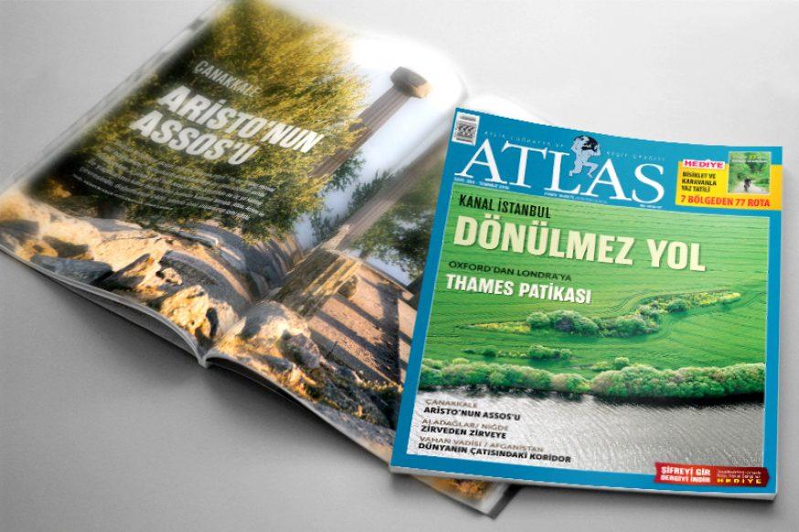 Atlas'ın Temmuz Sayısı