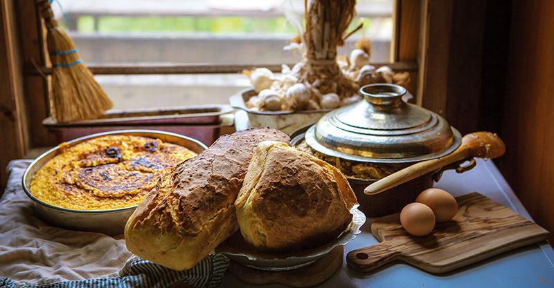 Çamlıhemşin'in Ortan Köyü, yöresel yemekleri tatmak için en doğru adreslerden.