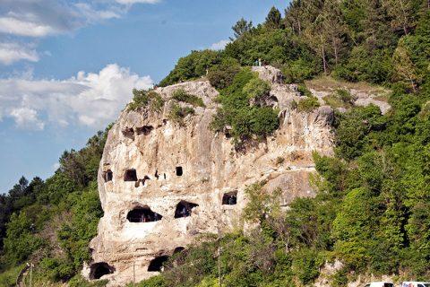 İnceğiz Mağaraları; Kentin Balkonu