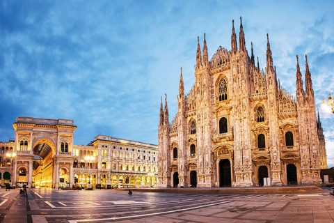 Tasarım Başkenti Milano
