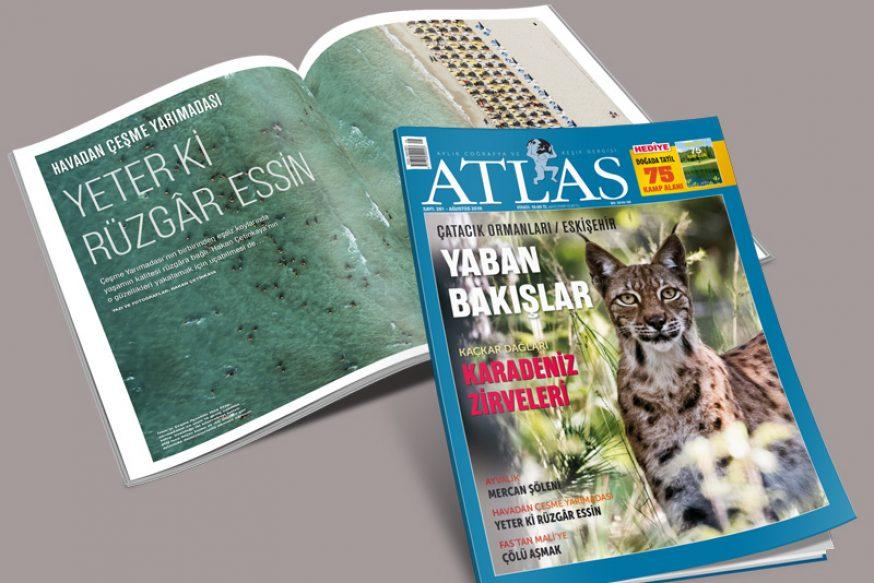 Atlas'ın Ağustos Sayısı