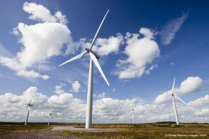 Black Law windfarm near Carluke in Scotland, UK | Atlas |