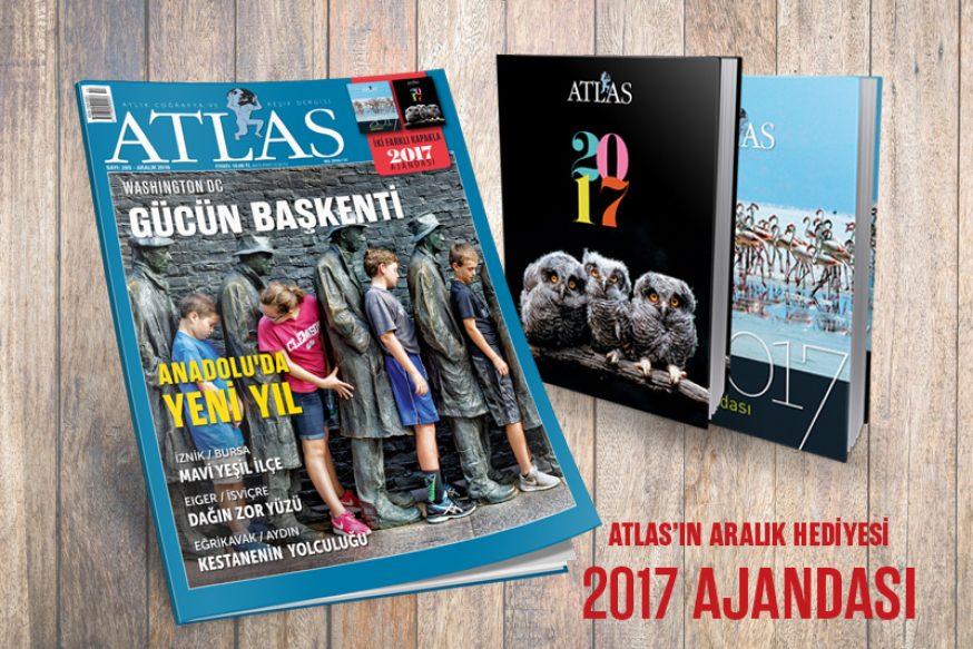 ATLAS'TAN 2017 AJANDASI