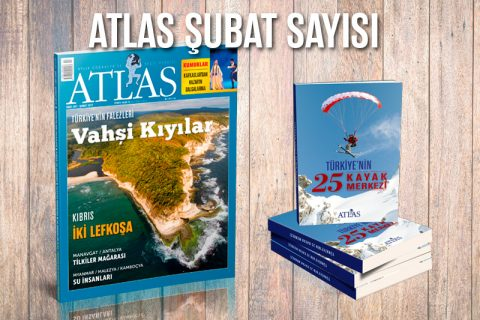 Atlas Şubat sayısında…