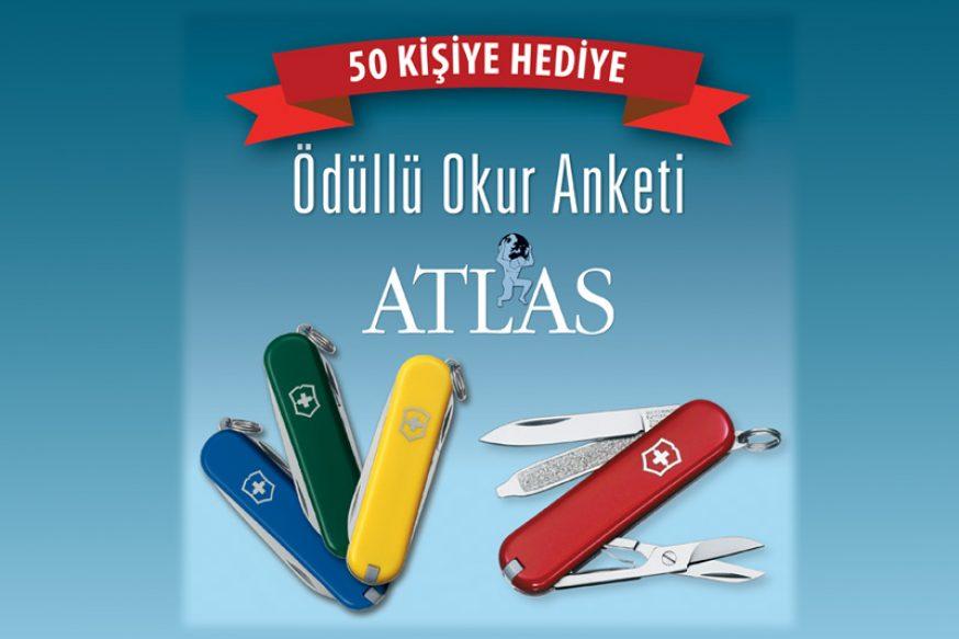 ATLAS OKUR ANKETİ