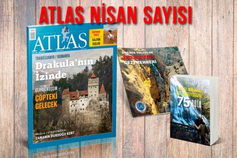 Atlas Nisan Sayısında