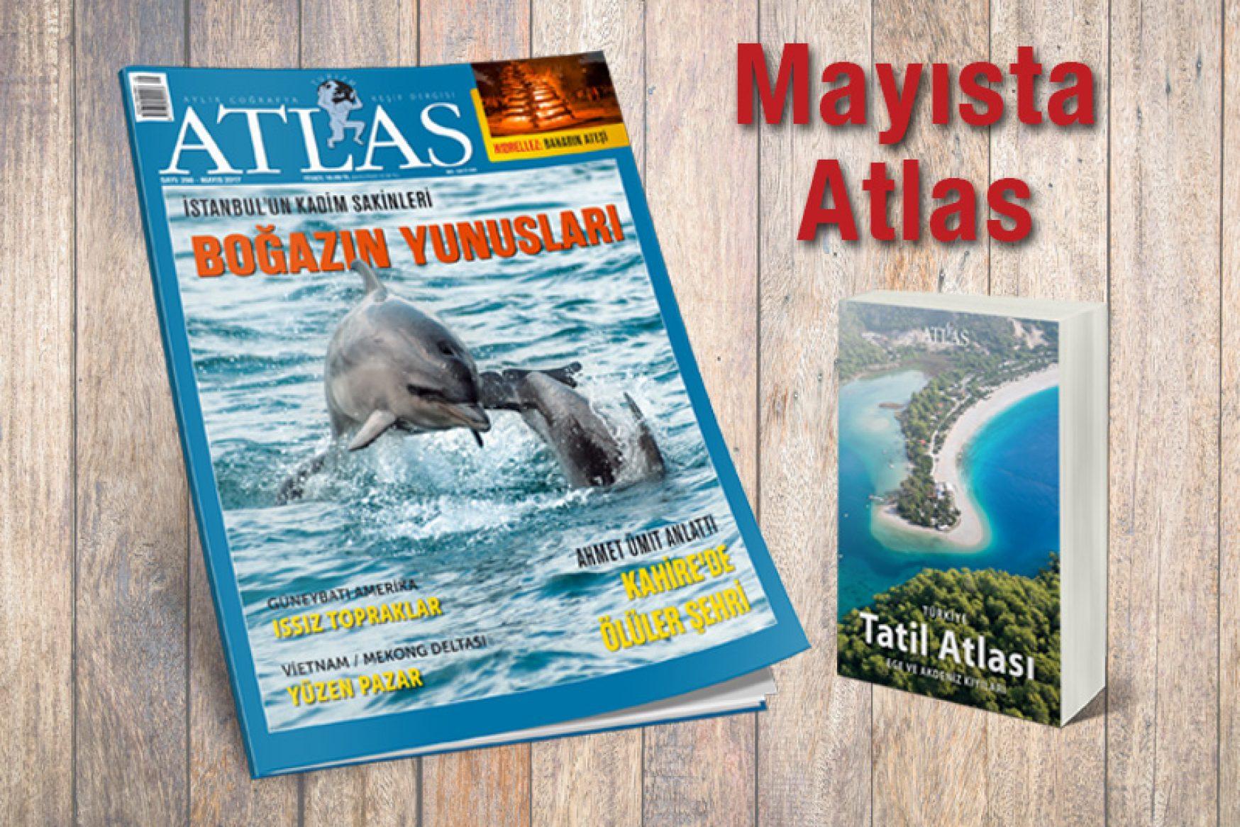 Mayısta Atlas