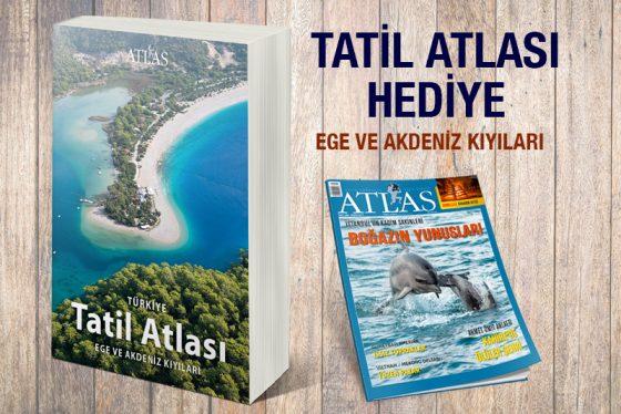Tatil Atlası Hediye