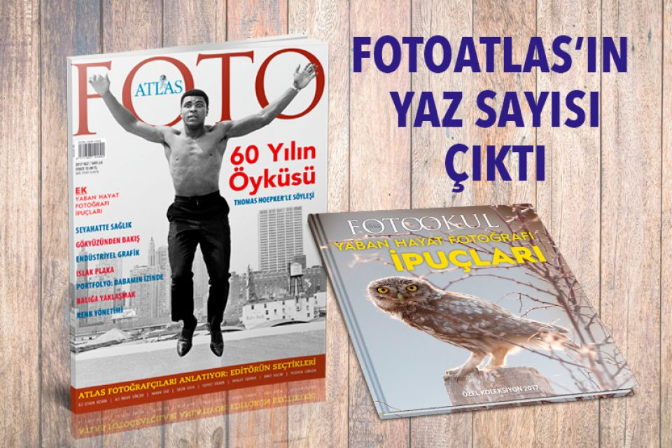 FOTOATLAS'IN YAZ SAYISI