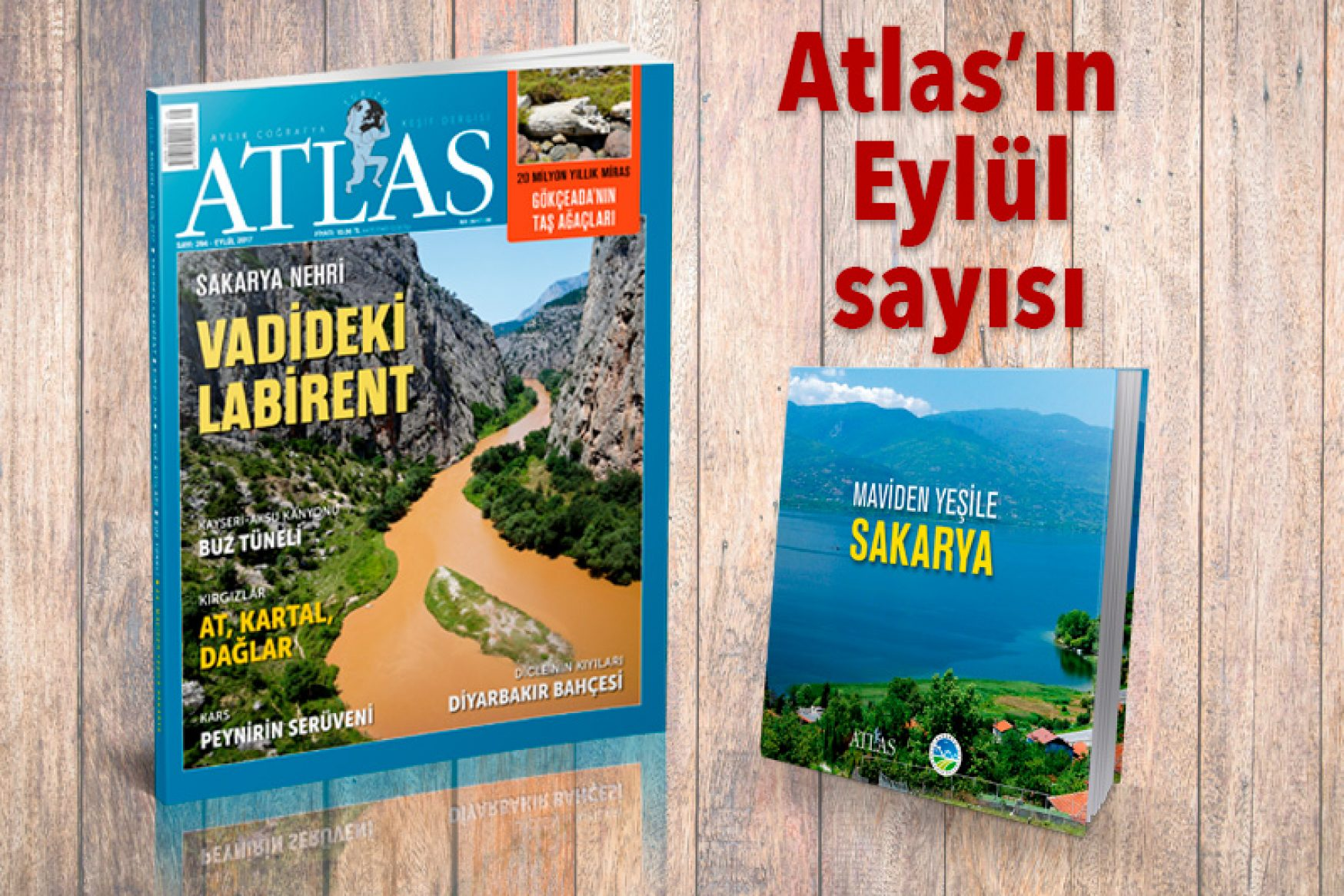Eylül Atlas'ı